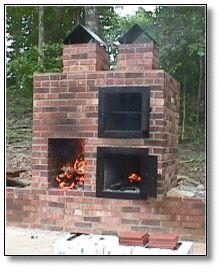 brick smoker plans | ... www.grabthebasics.com/barbeque/extra ...