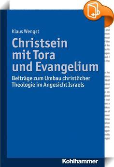 """Christsein mit Tora und Evangelium    ::  Der Bezug zum Judentum ist Teil der christlichen Identität. Das hat Folgen für die Formulierung christlicher Theologie. Die eigene Geschichte - als Deutscher und als Christ - muss angenommen werden, Traditionen sind zu prüfen und so zu aktualisieren, dass sie lebensdienlich sind - nicht zuletzt für """"das Leben der anderen"""". Das wird in der Auslegung neutestamentlicher Texte zu zentralen theologischen Themen versucht. Dabei werden starr gewordene..."""