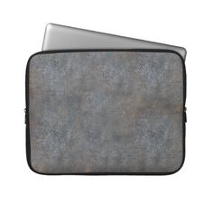 Antique Distressed Leather Book Laptop Sleeve
