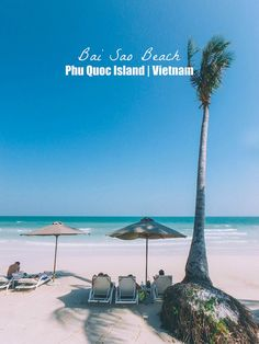 Is Bai Sao really the best beach on Phu Quoc Island, Vietnam?   Perogy and Panda
