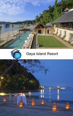 Gaya Island Resort, Kota Kinabalu #Hotel #Resort #Malaysia