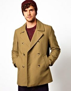ASOS Short Trench - On sale now for $72