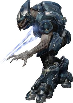Brand New Batch of Halo 4 Concept Art Surfaces, Grunts & Elites are Back - News - Halo 4 - FPS General