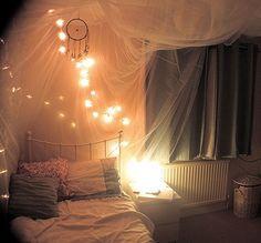 Beautiful DIY room decoration