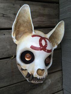 Missmonster Mask - Phill by PhillGonzo.deviantart.com on @deviantART