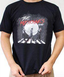 Camiseta Michonne - Masculina
