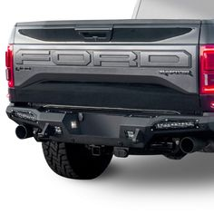 2017 Ford Raptor - HoneyBadger Rear Bumper from Addictive Desert Designs
