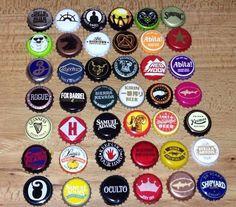 Mixed Lot of Beer Bottle Caps