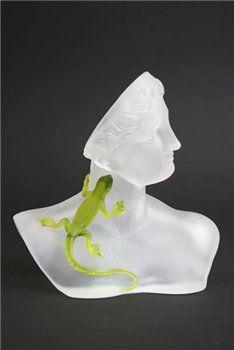 Sue Hawkner, glass and ceramics artist