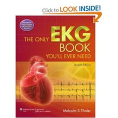 EKG book - highly recommended