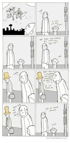 We all have 'powers'!