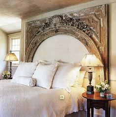 #Vintage Windows, Vintage Architectural | Second Shout Out ... Im totally getting a sweet wall frame for the back of my bed.