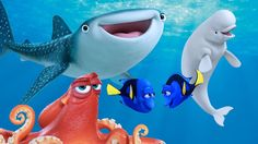 finding dory characters | Finding Dory - 7 New Pixar Characters Who Will Steal Your Heart - IGN ...