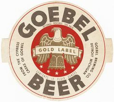 Shipping Wine To Indiana Homemade Beer, Coaster Design, Beer Company, Beer Coasters, Gold Labels, How To Make Beer, Beer Bar, Bar Signs, Brewing Co