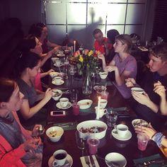Yogis #yogabrunch Restaurant 2, Bar Grill, Grilling, Brunch, Yoga, Instagram Posts, Crickets