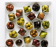 We just love olives. How many varieties have you tried?