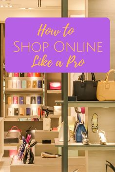 The tips and trick you need to shop online like a pro! https://www.busywifebusylife.com/finance/productivity/shop-online-like-a-pro/?utm_campaign=coschedule&utm_source=pinterest&utm_medium=Sherita&utm_content=How%20to%20Shop%20Online%20Like%20a%20Pro