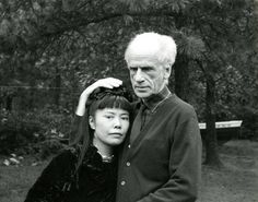 Yayoi Kusama and Joseph Cornell, 1971