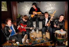 The Pigeon Detectives <3