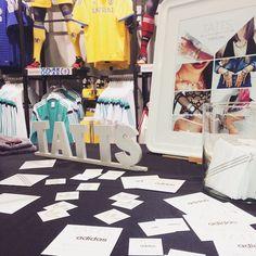 TATTS by ADIDAS New Adidas flagship store in Barcelona with #tattsbarcelona !! @adidas_es #adidas #adidasbarcelona #messi #barça #football #shop #passeigdegracia #gracia #cool #fashion #instafashion #sport #trendy #instatrendy #instastyle #style #fun #cool #tattsbyadidas