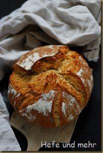 Einfaches Brot (Brotbacken für Anfänger)