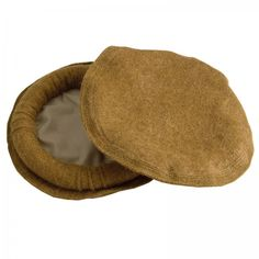 Light Brown - Afghan Pakul Chitrali Cap Pakol Hat Peshawari Handmade 100%  Fine Quality e0300504cd25