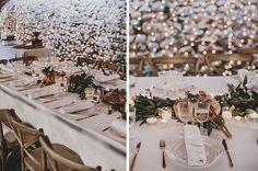 Catering para bodas en 2017 Tendencias