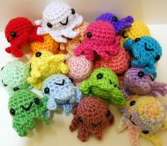 Adorably Bizarre: Baby Octopus of the Month Club - 6 Month Subscription