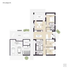 Sims 4 Build, Tiny House, Bee House, House Layouts, Villa, House Floor Plans, My Dream Home, Facade, How To Plan