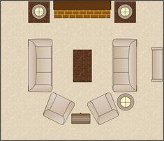 1000 Images About Room Arrangements On Pinterest