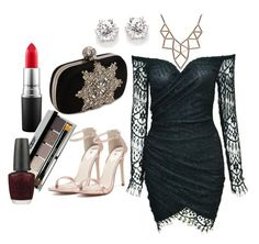 """""""Untitled #49"""" by hillzbabez on Polyvore featuring Windsor Smith, Alexander McQueen, Chicnova Fashion, MAC Cosmetics, Bobbi Brown Cosmetics and OPI"""