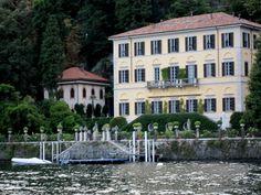 Beautiful Villa Fontanelle (as known as Versace's villa) @Lakecomo
