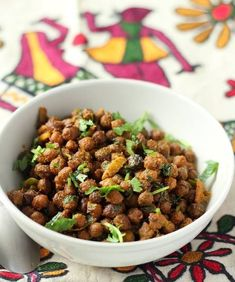 Dry kala chana (Sukhe kale chane) recipe: Dry curry of black chana cooked with Indian spices. Tasty tangy dry black chana sabji recipe. Punjabi dry kale chane recipe.