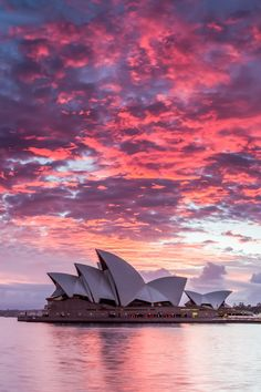 Sydney, Australia - another beautiful photo of the Sydney Opera House, New South Wales, Australia ~ The Places Youll Go, Places To See, Sidney Australia, Western Australia, Victoria Australia, Queensland Australia, Beautiful Sunset, Beautiful Places, Australia Wallpaper