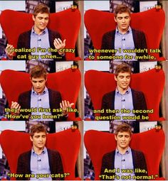 Dave Franco. He's just fabulous