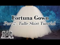 In this diy tutorial I show you how to make a long, full, layered tulle skirt. You can adapt this method to make the skirt the length or fullness that suits . Diy Tulle Skirt, Tulle Skirt Tutorial, Tulle Gown, Tutu Skirts, Diy Tutu, Tutu Dresses, Diy Gown, Diy Dress, Dress Ideas