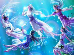 Kagaya starry tales Pleiades