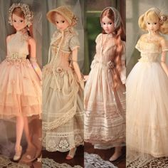 "Acquire fantastic recommendations on ""real life baby dolls"". Beautiful Barbie Dolls, Pretty Dolls, Barbie Dress, Barbie Clothes, Doll Patterns, Dress Patterns, Real Life Baby Dolls, Doll Wardrobe, Little Doll"