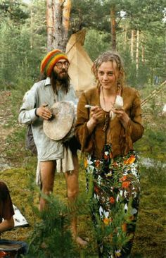 Hippy images | Crazy Old Hippies and Their Idiot Anarchist Proteges Conduct Pathetic ...