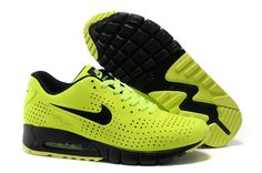 newest 60371 88686 NIKE AIR MAX 90 CURRENT MOIRE MENS FLUORESCENCE GREENBLACK ID 1206 69.50 Air  Max