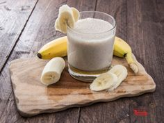 Smoothie for dinner recipes full of the nutrients and protein you need. These delicious healthy smoothie recipes make it easy to eat healthy. Smoothies Banane, Yummy Smoothies, Smoothie Recipes, Green Smoothies, Smoothie Ingredients, Protein Breakfast, Breakfast Smoothies, Banana Breakfast, Breakfast Ideas