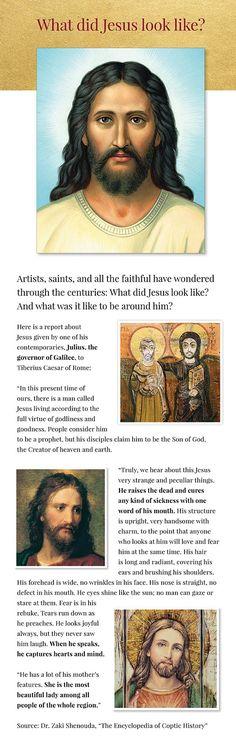 What did Jesus look like?: