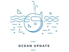 Grovo screens ocean dribble