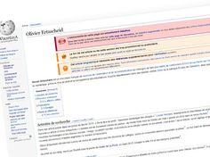 """L'histoire de ma page Wikipédia [Il y a quelque temps de cela, je recevais un mail d'une étudiante en Master m'informant qu'elle allait créer ma page Wikipédia. Aujourd'hui ça y est, la page """"Olivier Ertzscheid"""" existe]."""