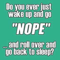 I wish I could do this haha.