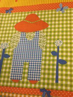 Vintage 1980s Waverly Schumacher Fabric by AnneStewartPage on Etsy