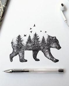 Alfred Basha Tree Animals