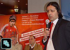Escola do Benfica chega à Póvoa de Varzim
