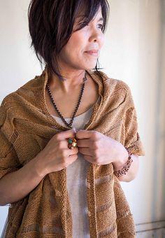 Ravelry: Reeds pattern by Yumiko Alexander