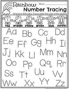 Preschool Letter Worksheets - Rainbow Letter Tracing Educational Resources for Kids from our store and get up to off. You will not find this rare educational resources in any other store, so grab this Limited Time Discount Now! Letter Worksheets For Preschool, Preschool Writing, Preschool Letters, Preschool Class, Alphabet Worksheets, Preschool At Home, Preschool Curriculum, Preschool Themes, Preschool Learning